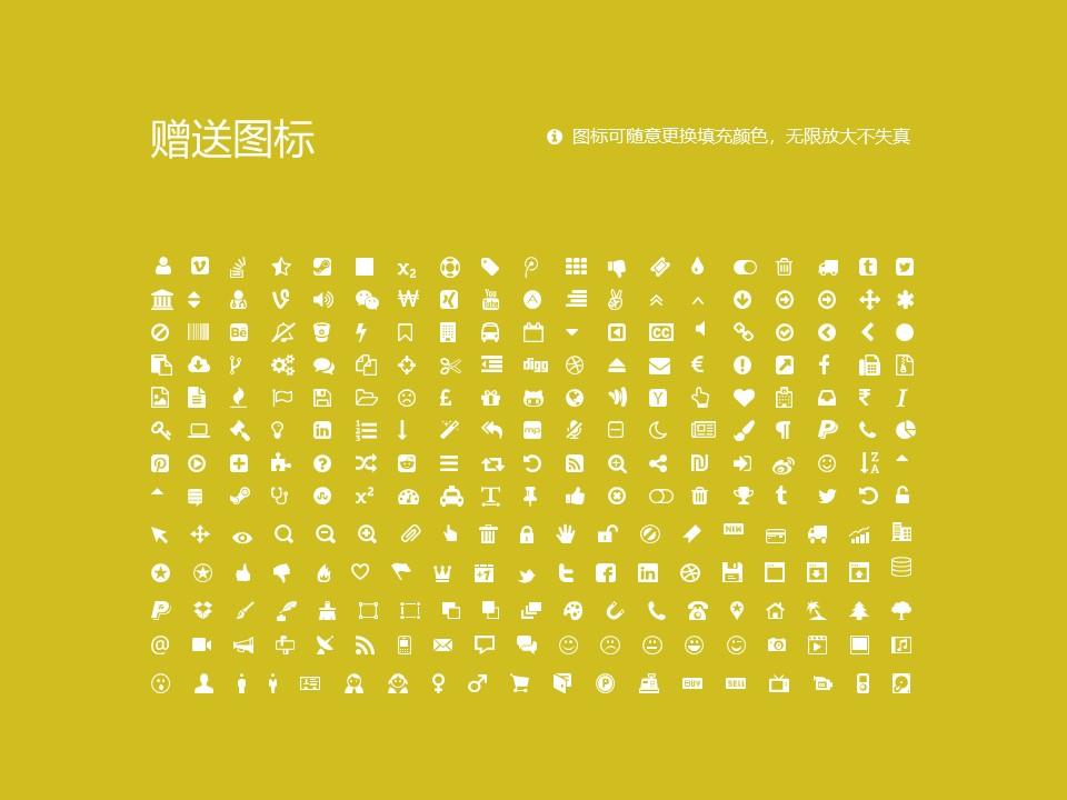 黑龙江幼儿师范高等专科学校PPT模板下载_幻灯片预览图36