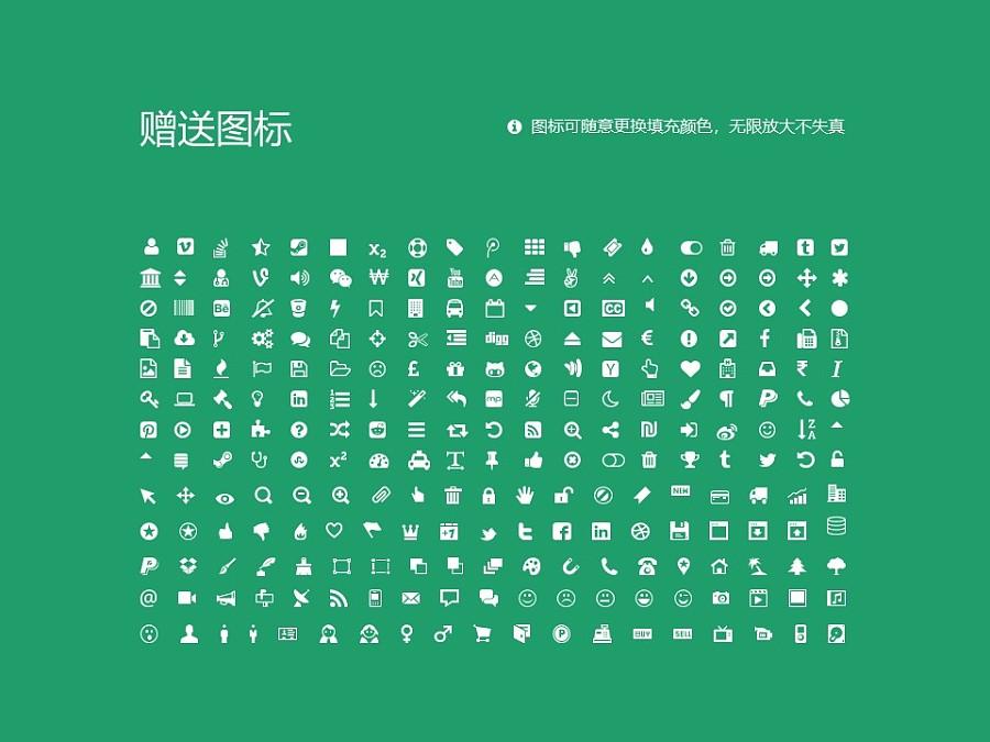 大庆师范学院PPT模板下载_幻灯片预览图36