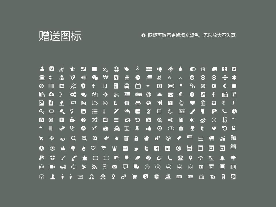 永城职业学院PPT模板下载_幻灯片预览图36