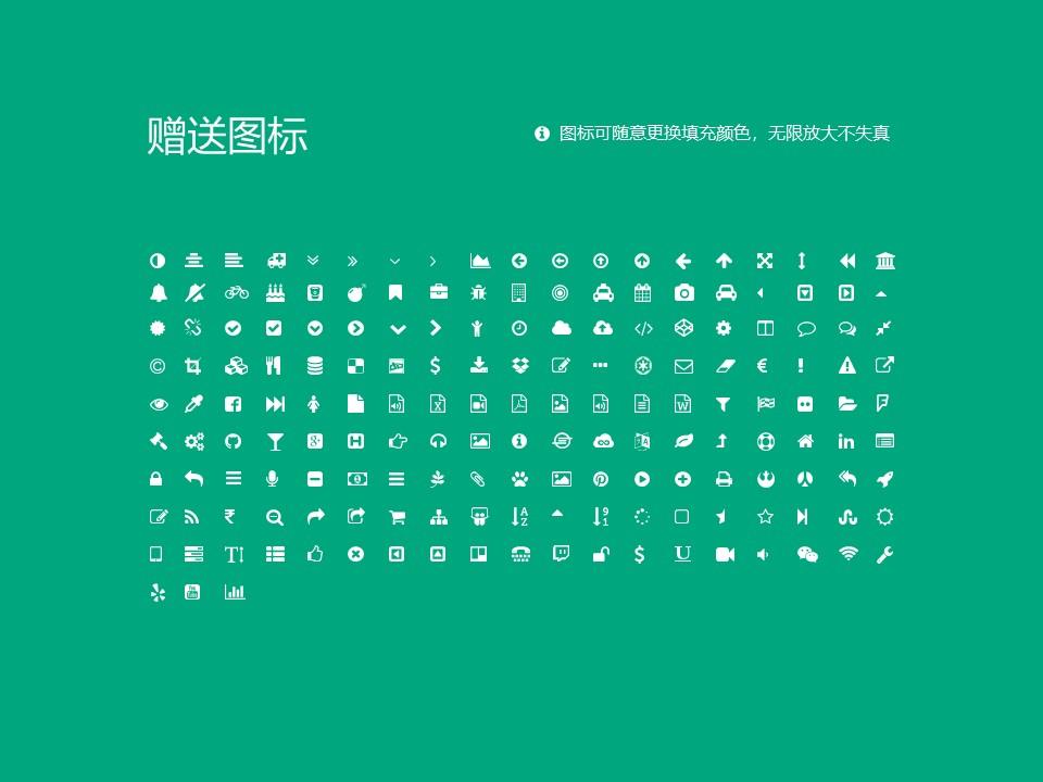 哈尔滨金融学院PPT模板下载_幻灯片预览图35