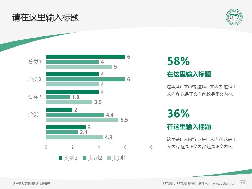长春职业技术学院PPT模板_幻灯片预览图18