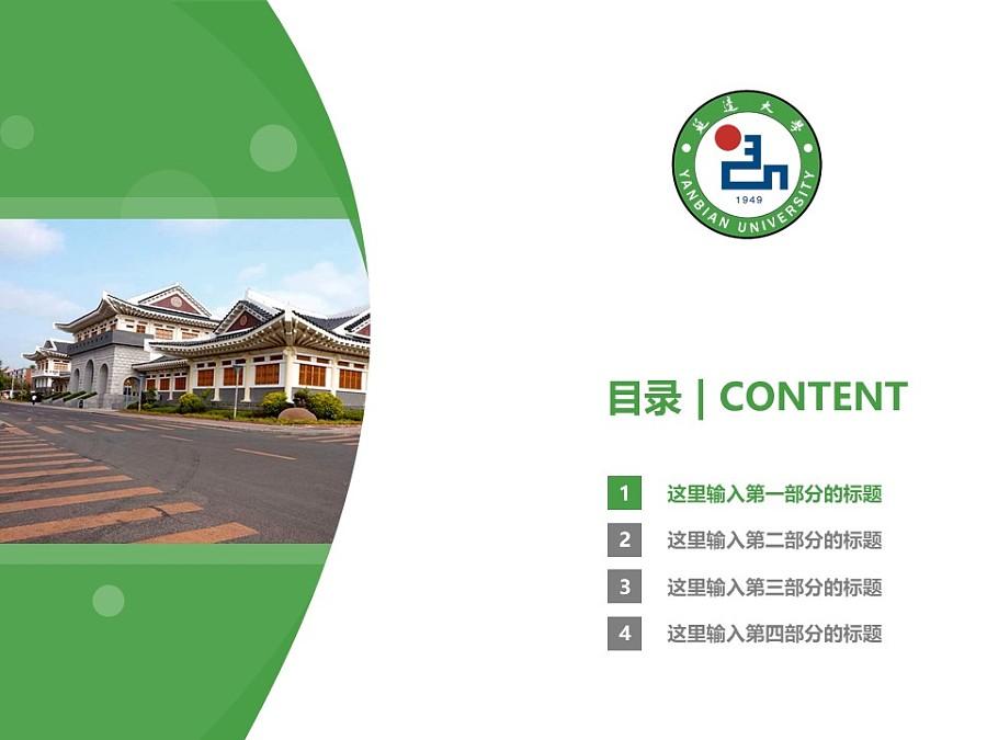 延边大学PPT模板_幻灯片预览图3