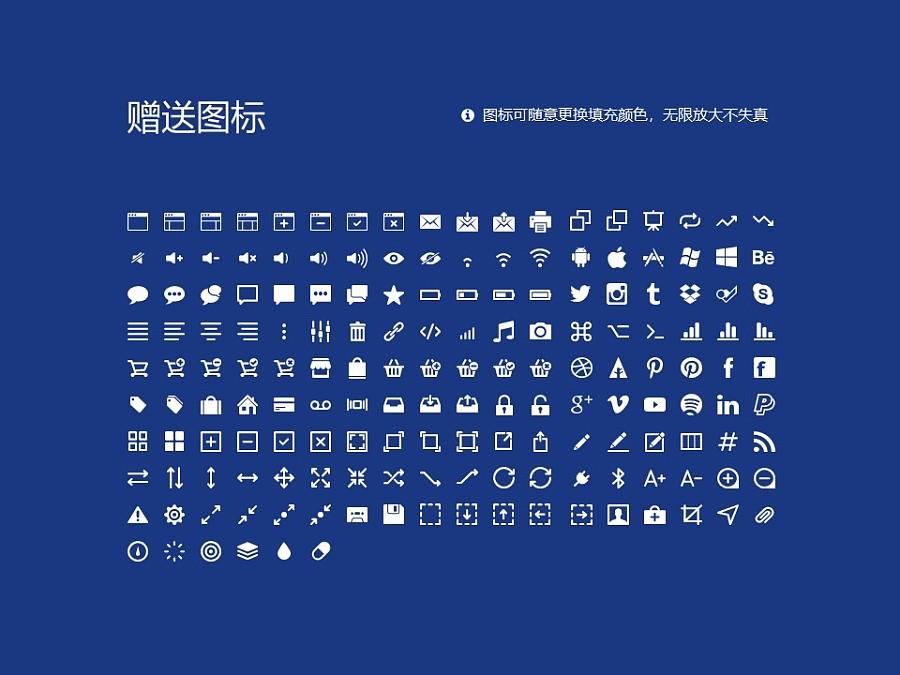 重庆民生职业技术学院PPT模板_幻灯片预览图33