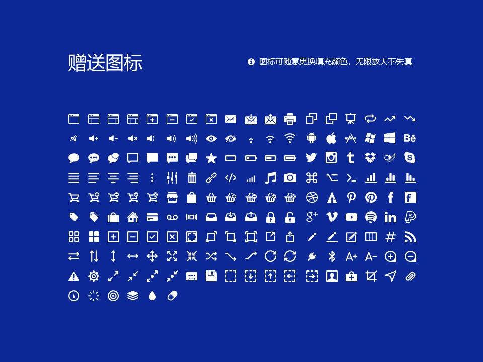 陕西电子信息职业技术学院PPT模板下载_幻灯片预览图33