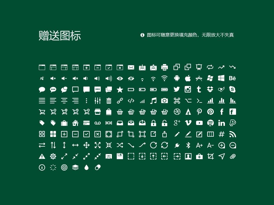 渭南师范学院PPT模板下载_幻灯片预览图33