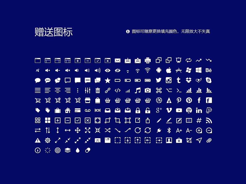 贵港职业学院PPT模板下载_幻灯片预览图33