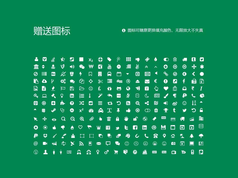 郑州信息科技职业学院PPT模板下载_幻灯片预览图36