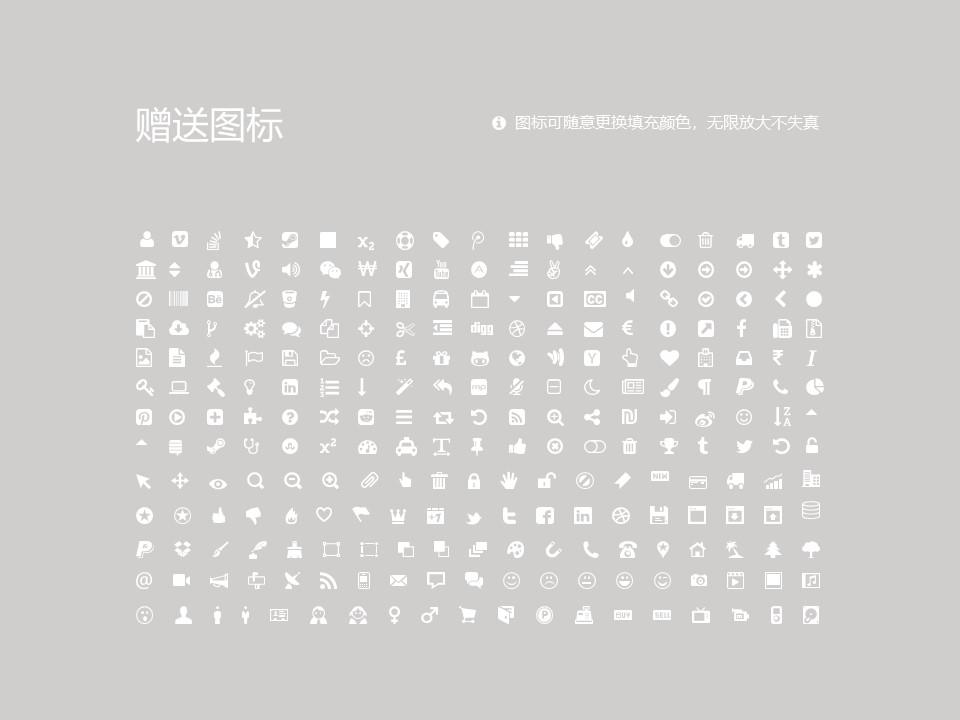 荆楚理工学院PPT模板下载_幻灯片预览图36