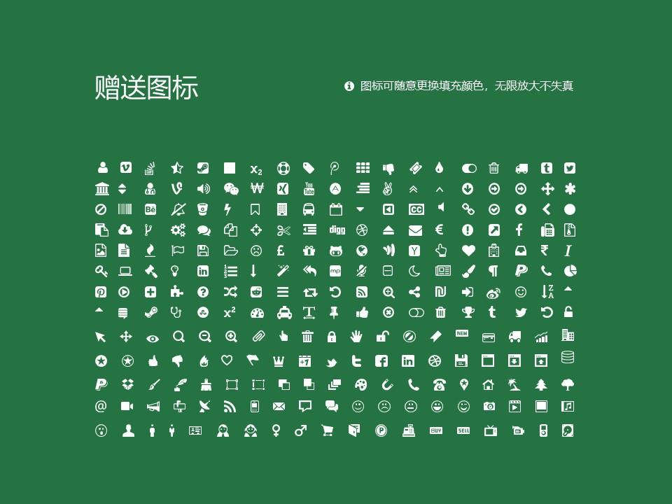 武汉长江工商学院PPT模板下载_幻灯片预览图36
