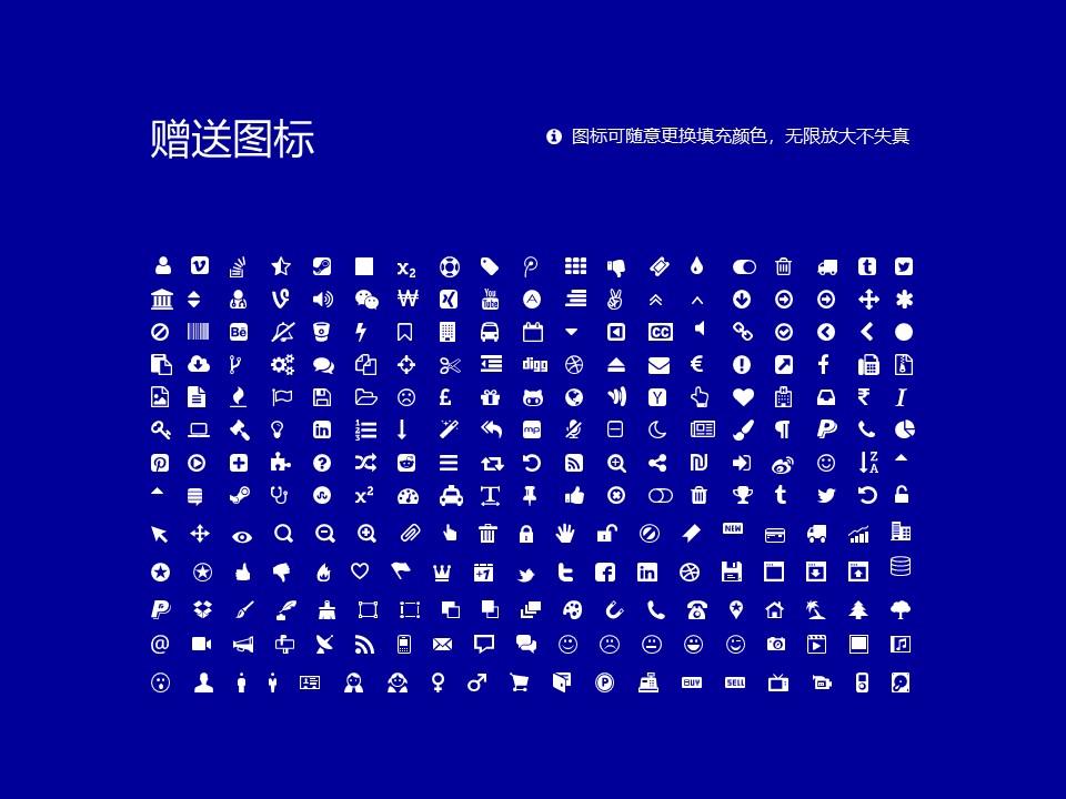 延安职业技术学院PPT模板下载_幻灯片预览图36
