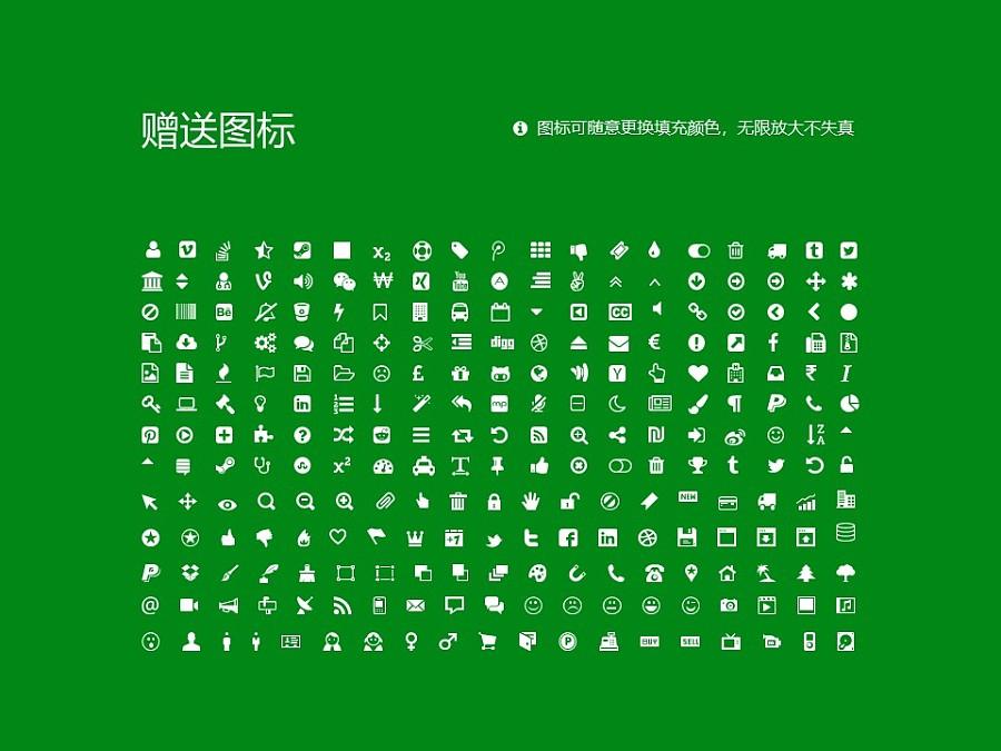 天津藝術職業學院PPT模板下載_幻燈片預覽圖36