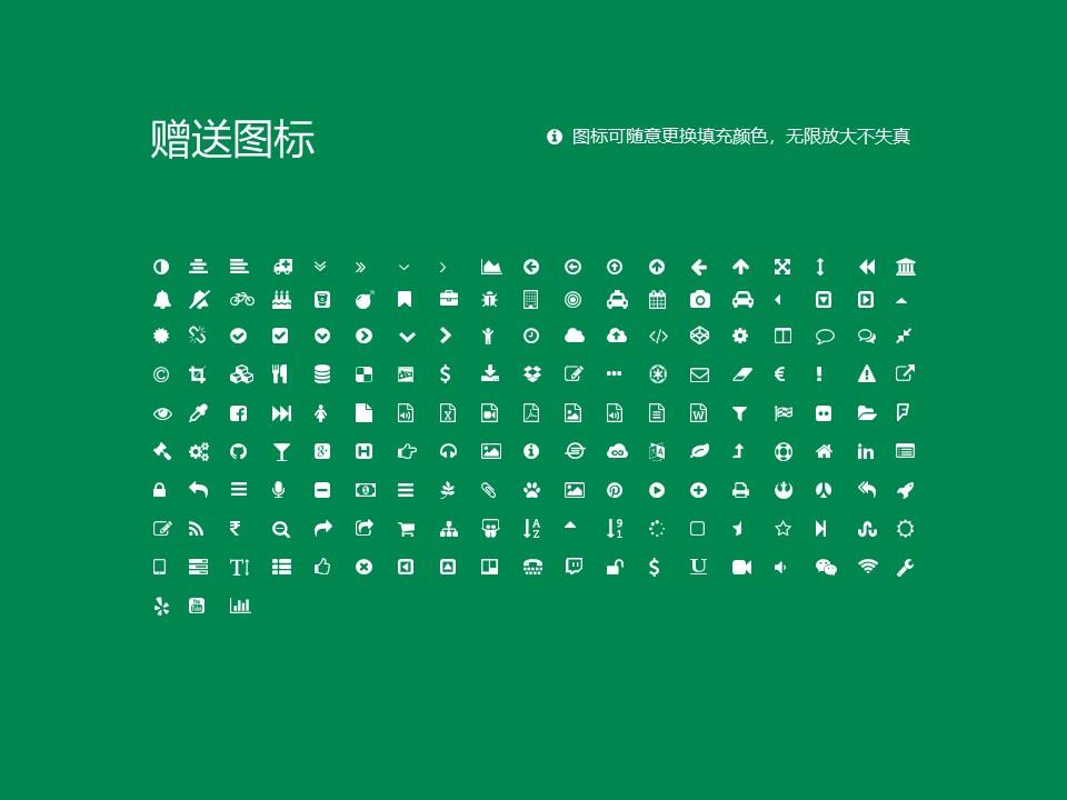 郑州信息科技职业学院PPT模板下载_幻灯片预览图35