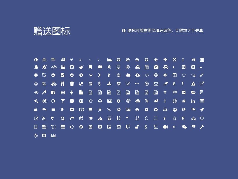河南检察职业学院PPT模板下载_幻灯片预览图35