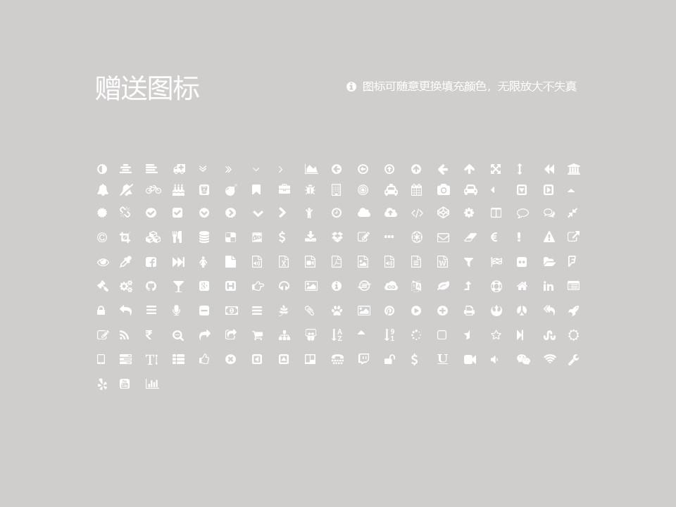 荆楚理工学院PPT模板下载_幻灯片预览图35
