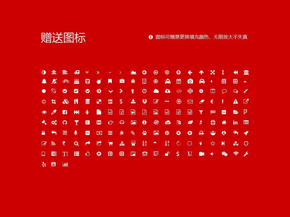 陕西青年职业学院PPT模板下载_幻灯片预览图35