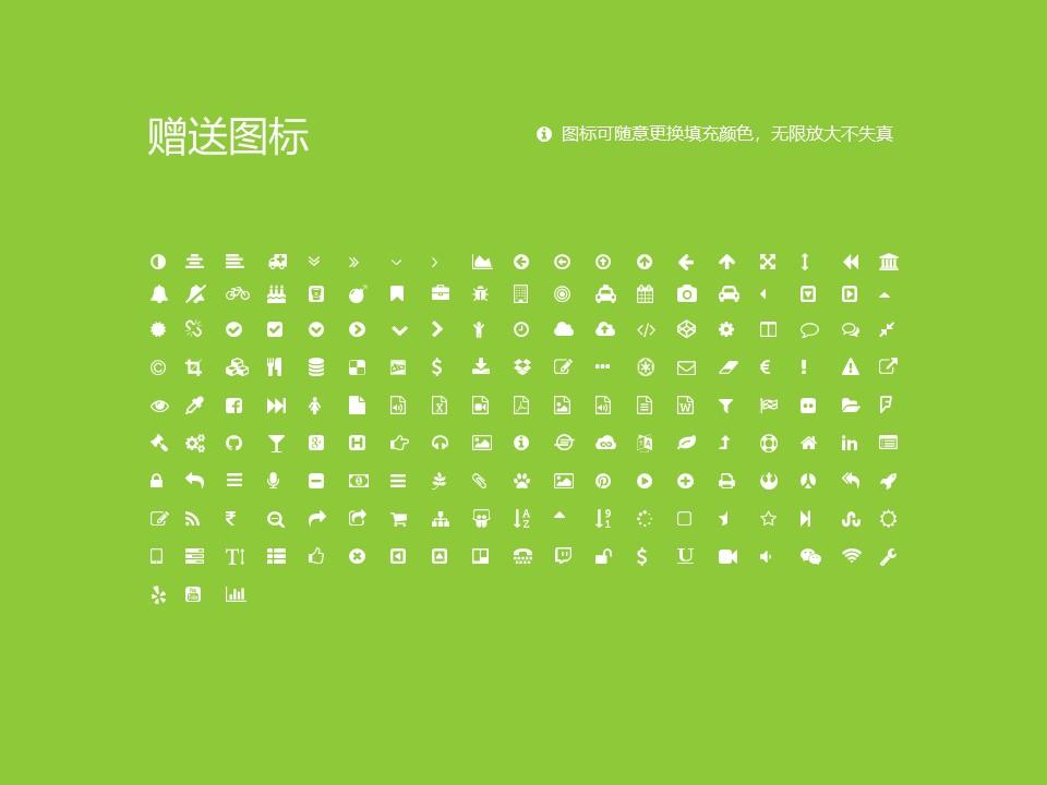 西安汽车科技职业学院PPT模板下载_幻灯片预览图35