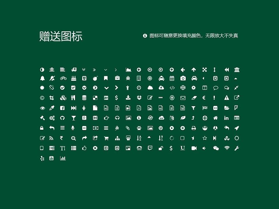 渭南师范学院PPT模板下载_幻灯片预览图35
