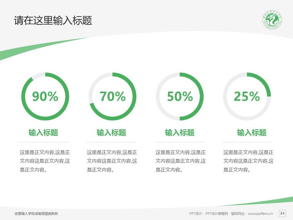 濮阳职业技术学院PPT模板下载_幻灯片预览图24
