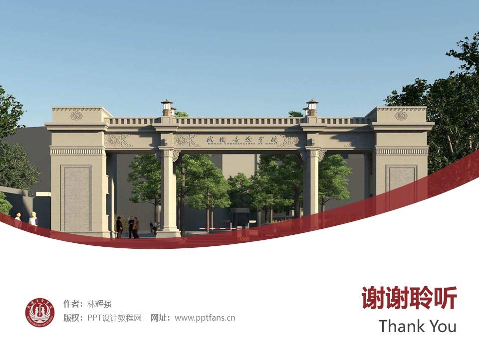 武汉音乐学院PPT模板下载_幻灯片预览图32
