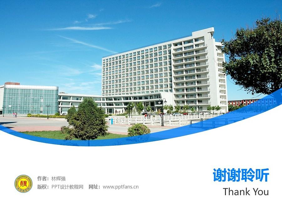天津农学院PPT模板下载_幻灯片预览图32