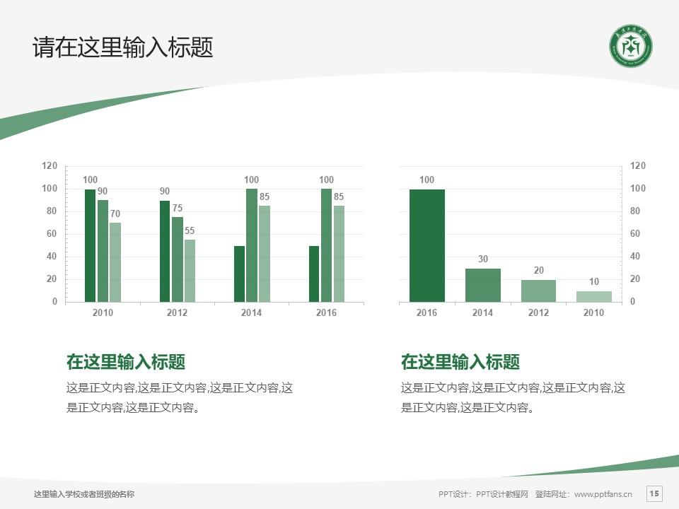 武汉长江工商学院PPT模板下载_幻灯片预览图15