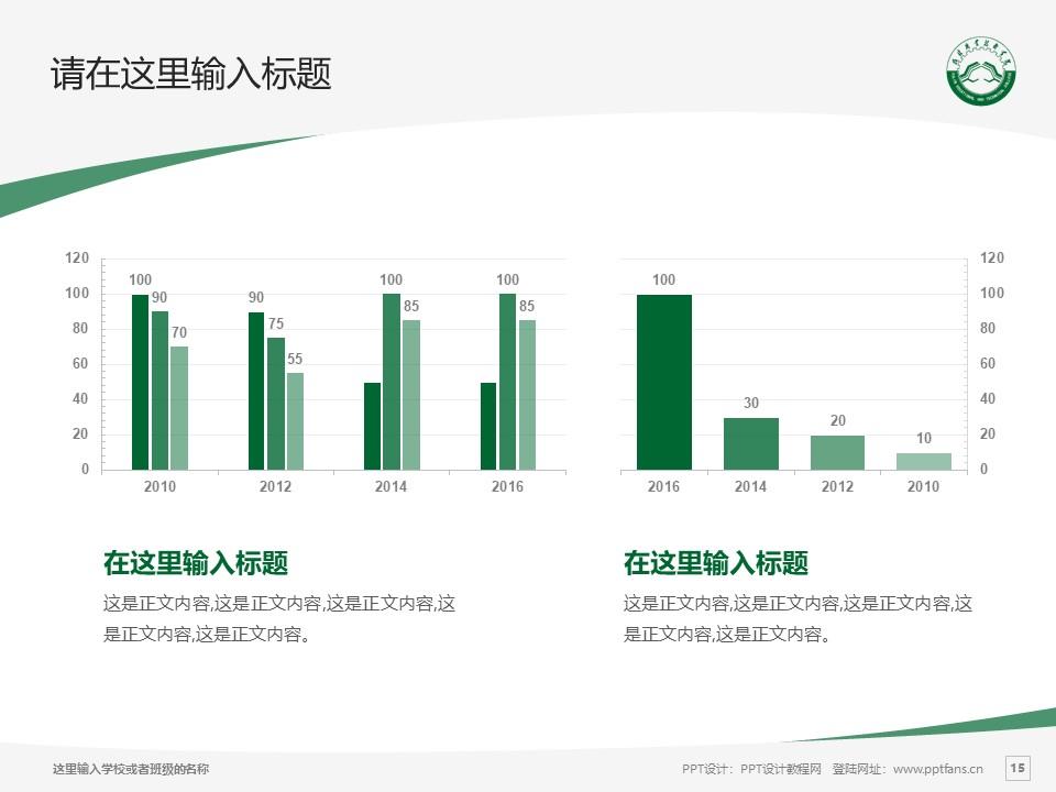 榆林职业技术学院PPT模板下载_幻灯片预览图15