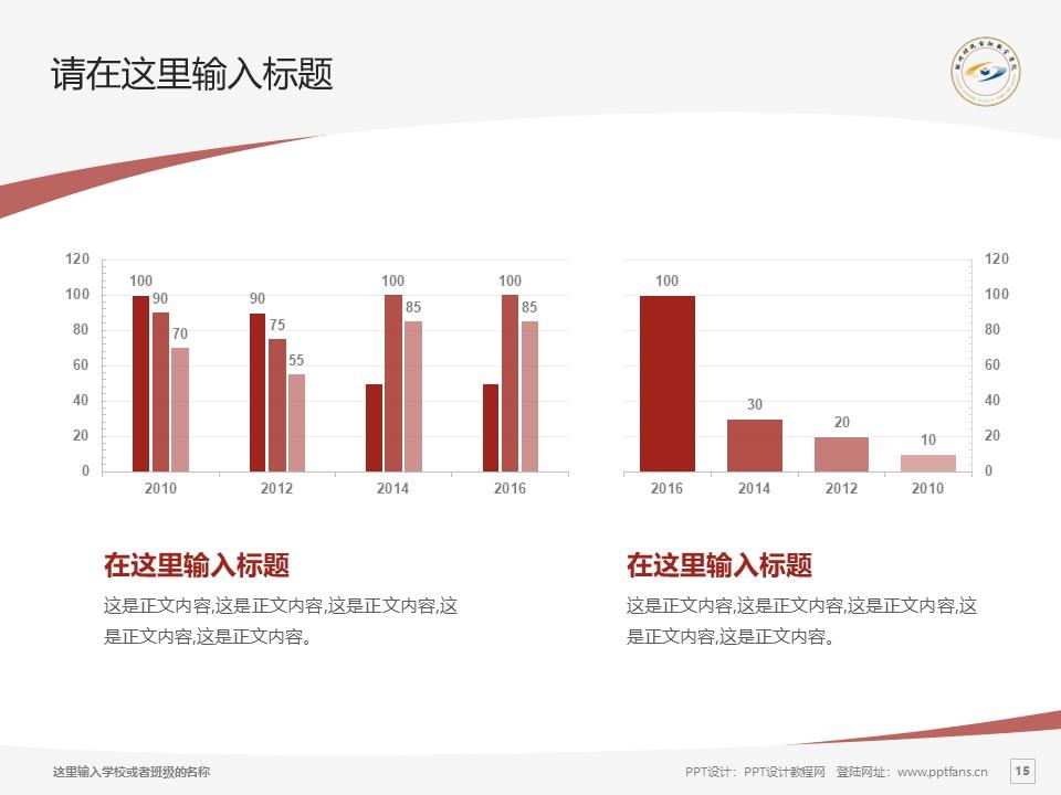 郑州财税金融职业学院PPT模板下载_幻灯片预览图15