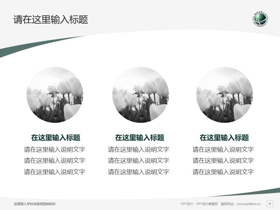武汉电力职业技术学院PPT模板下载_幻灯片预览图4