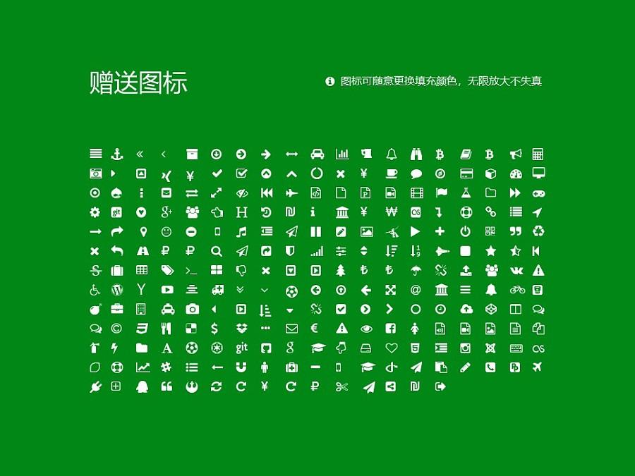 天津藝術職業學院PPT模板下載_幻燈片預覽圖34