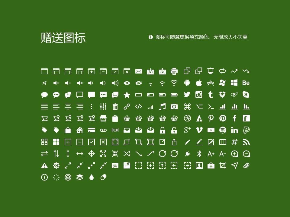 商丘医学高等专科学校PPT模板下载_幻灯片预览图33