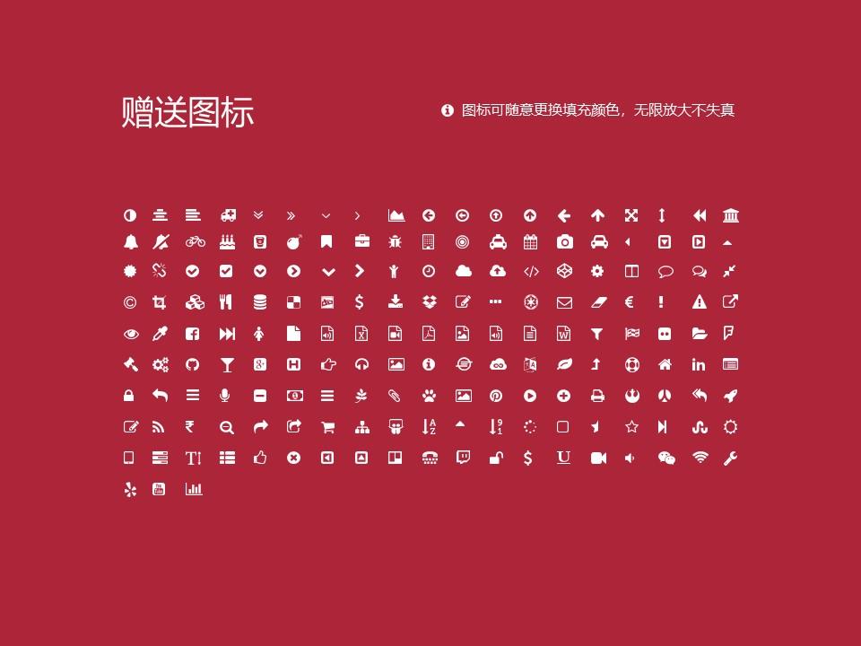 河南护理职业学院PPT模板下载_幻灯片预览图35