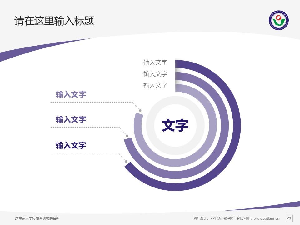 郑州理工职业学院PPT模板下载_幻灯片预览图21