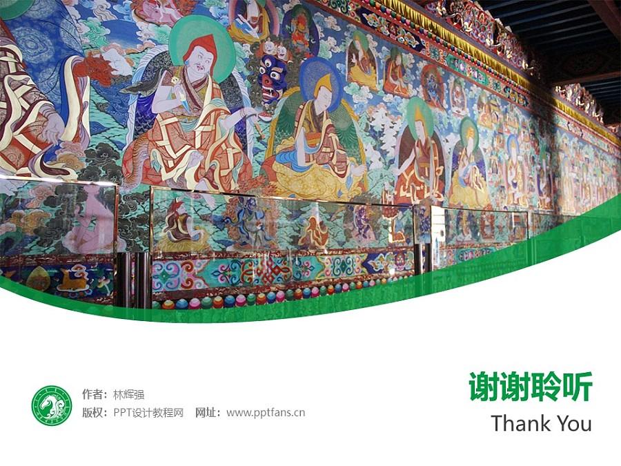 内蒙古美术职业学院PPT模板下载_幻灯片预览图32