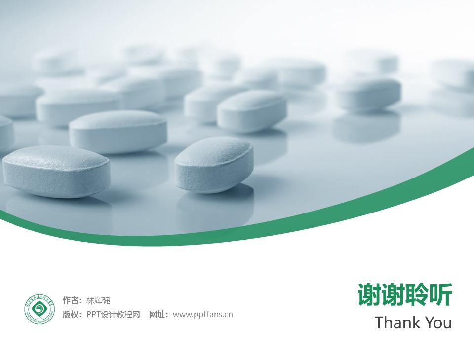 湖南食品药品职业学院PPT模板下载_幻灯片预览图32