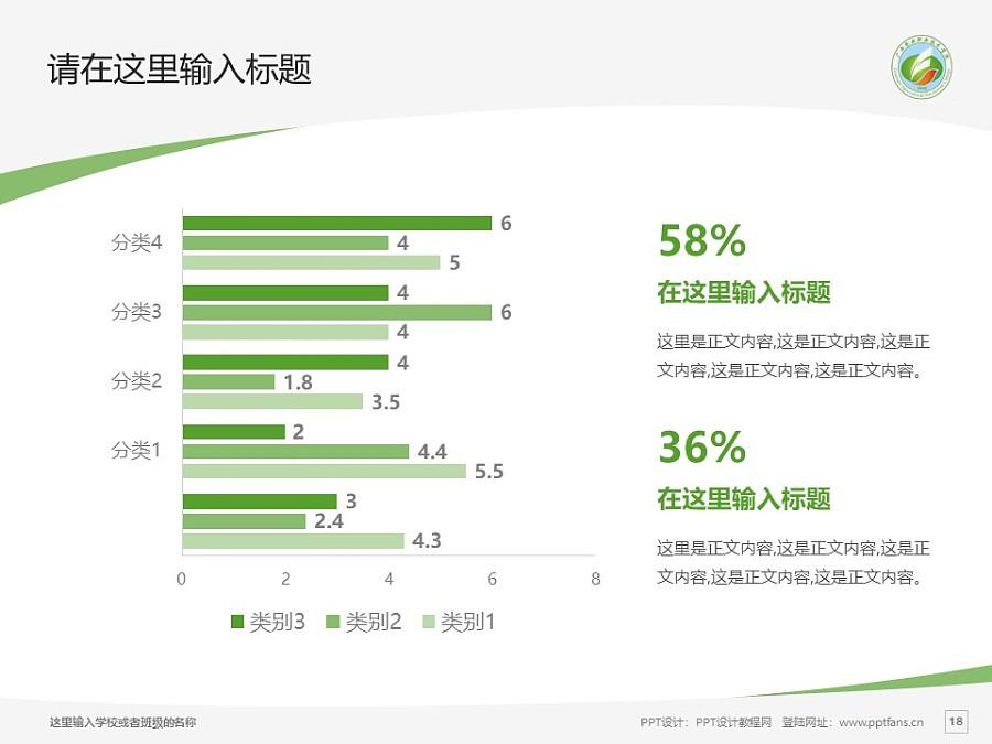 广西农业职业技术学院PPT模板下载_幻灯片预览图18