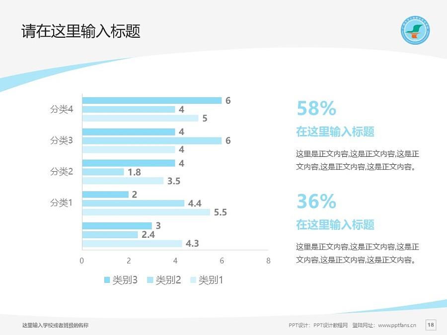 广西生态工程职业技术学院PPT模板下载_幻灯片预览图18