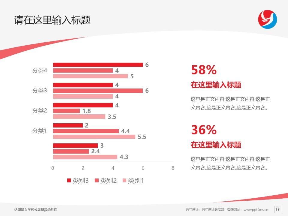 南阳职业学院PPT模板下载_幻灯片预览图18
