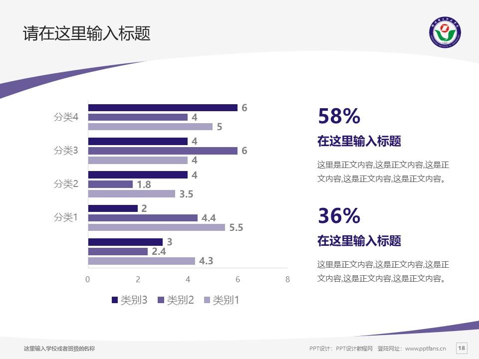 郑州理工职业学院PPT模板下载_幻灯片预览图18