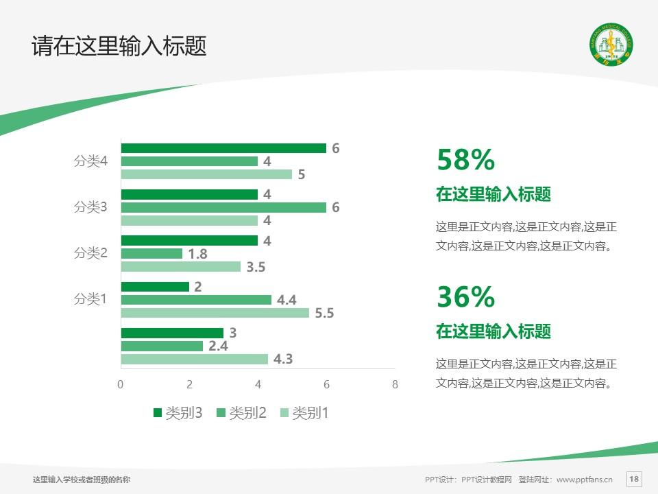 南阳医学高等专科学校PPT模板下载_幻灯片预览图18