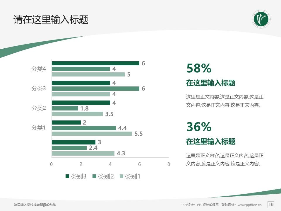 许昌学院PPT模板下载_幻灯片预览图18