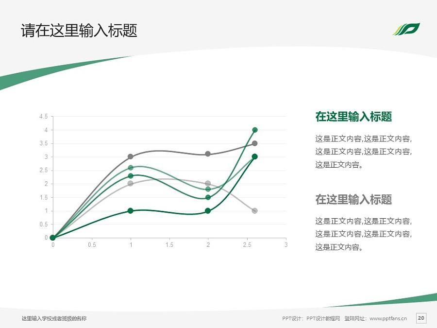 广西中医药大学PPT模板下载_幻灯片预览图20