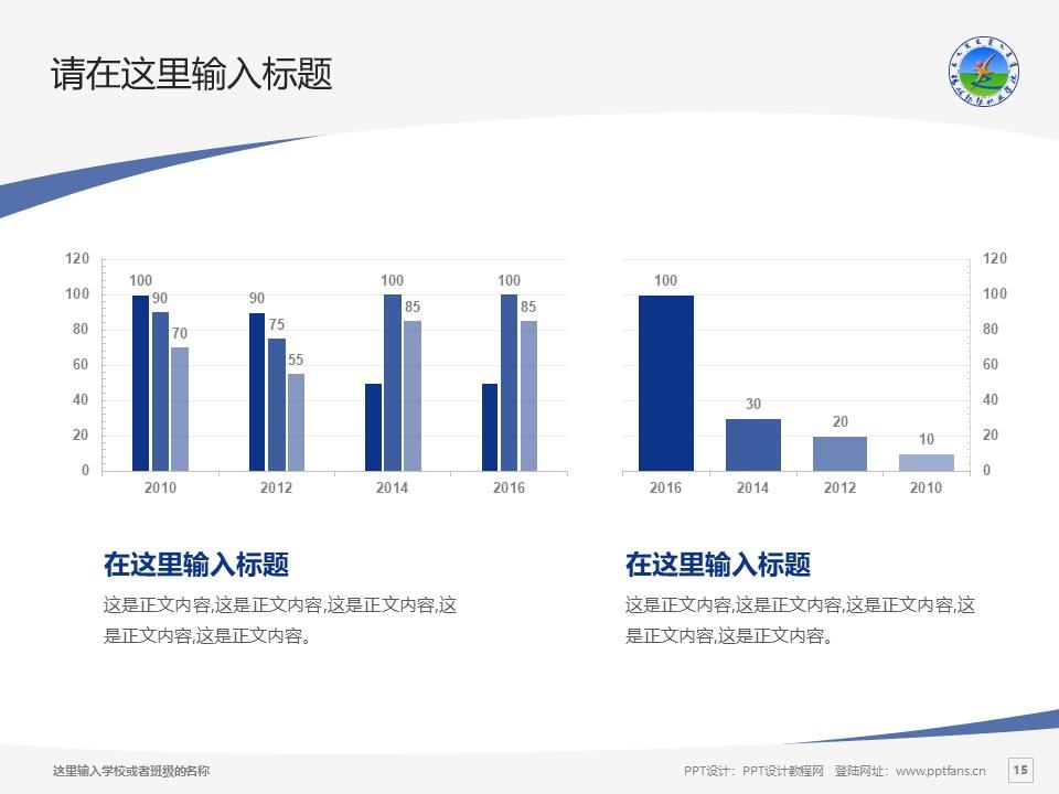 锡林郭勒职业学院PPT模板下载_幻灯片预览图15