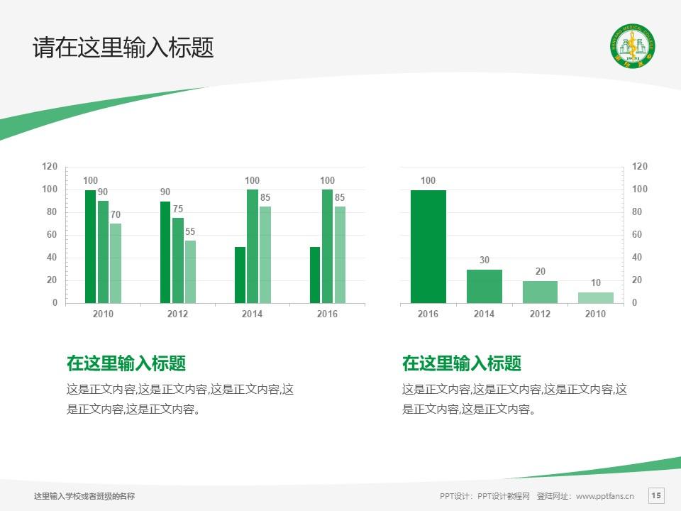 南阳医学高等专科学校PPT模板下载_幻灯片预览图15