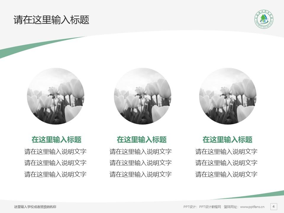 河南林业职业学院PPT模板下载_幻灯片预览图8