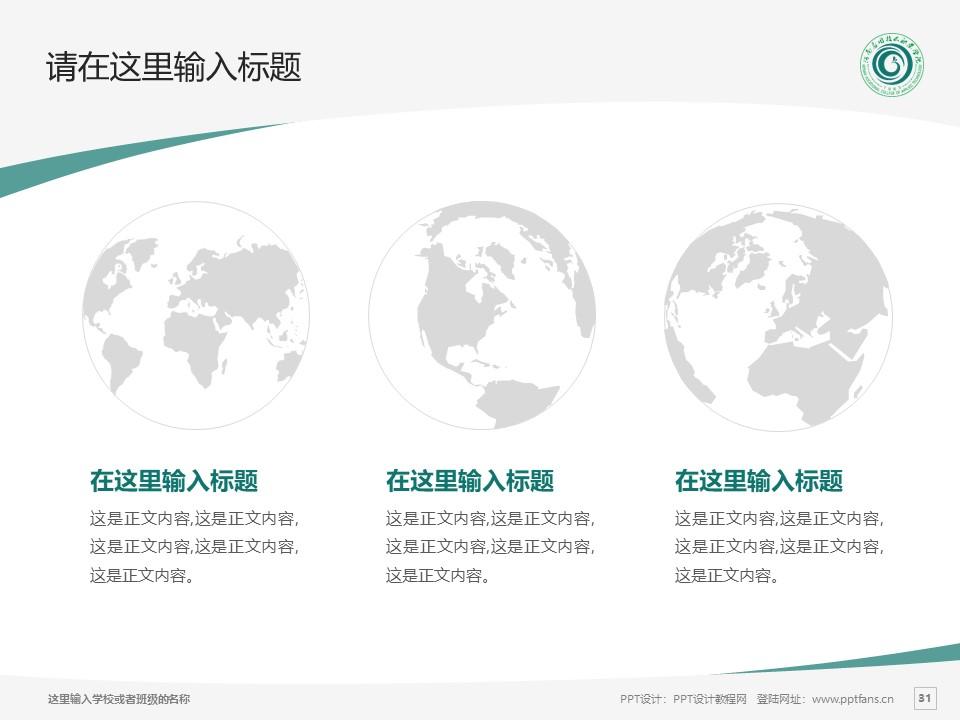 河南应用技术职业学院PPT模板下载_幻灯片预览图31