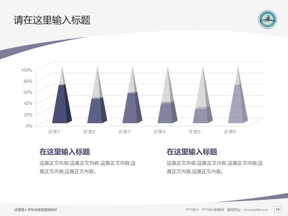 新乡职业技术学院PPT模板下载_幻灯片预览图16