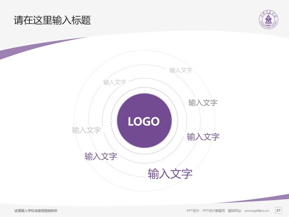 上饶师范学院PPT模板下载_幻灯片预览图27