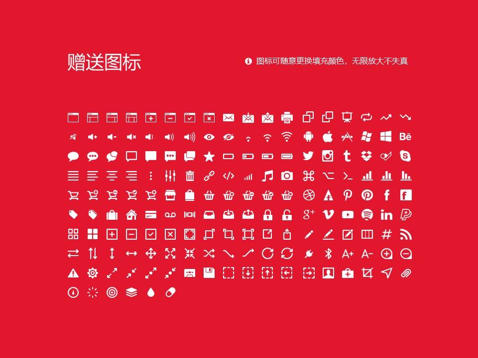 湖南工艺美术职业学院PPT模板下载_幻灯片预览图33