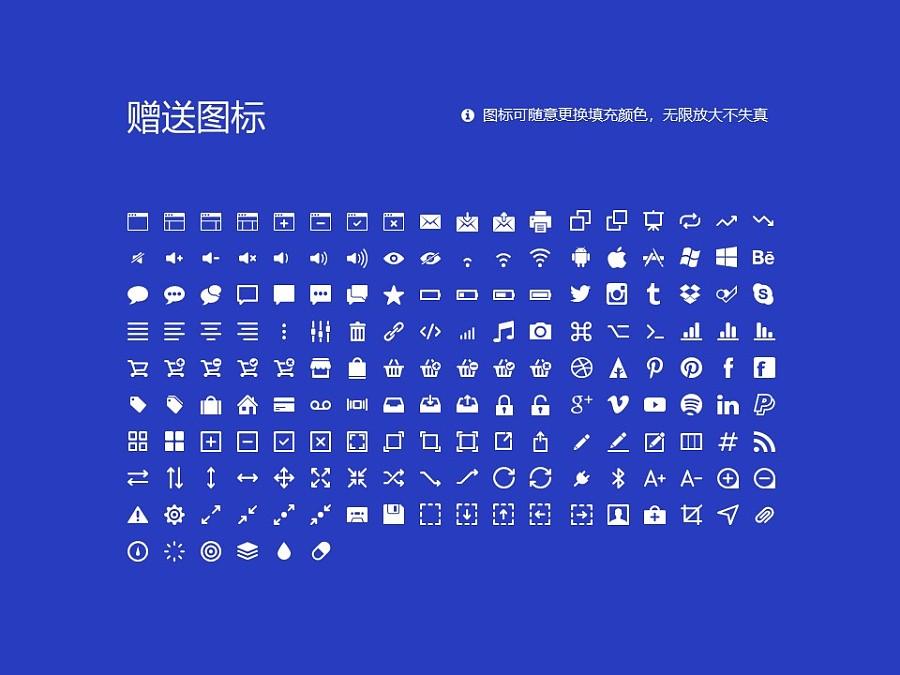 湖南网络工程职业学院PPT模板下载_幻灯片预览图33