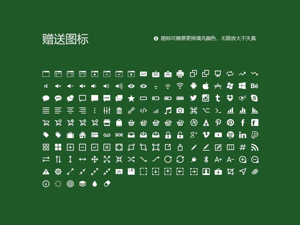 江西枫林涉外经贸职业学院PPT模板下载_幻灯片预览图33